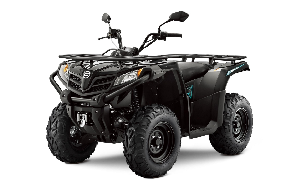 Journeyman Gladiator X450 efi